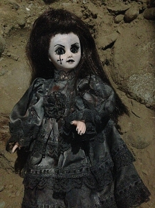 Jezebeth Demon Doll Seven