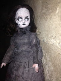 Jezebeth Demon Doll Five
