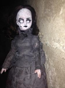 Jezebeth Demon Doll Five