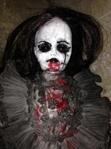 Jezebeth Demon Doll Three