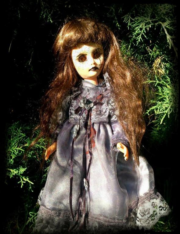 Jezebeth Demon Dollz