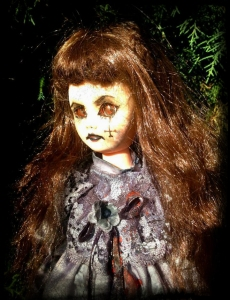 Jezebeth Demon Doll One