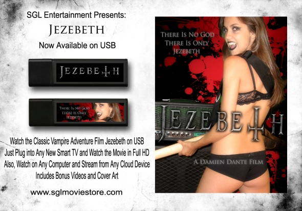 Jezebeth on USB