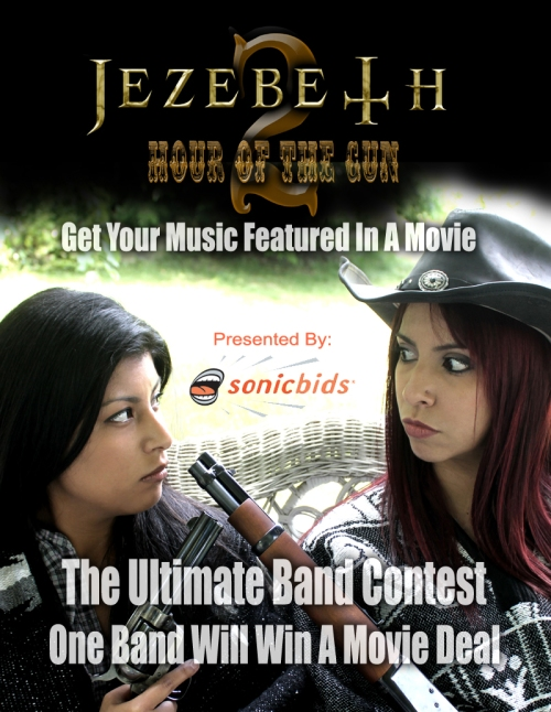 Jezebeth 2 Hour of the Gun Ultimate Band Contest