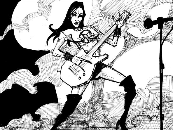 Jezebeth Comic Book
