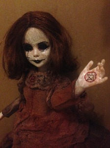 Jezebeth Demon Doll ElevenSOLD OUT!!!