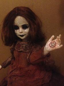 Jezebeth Demon Doll ElevenSOLD OUT!!!