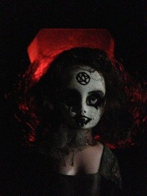Jezebeth Demon Doll Nine