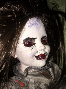 Jezebeth Demon Doll FourteenNOW AVAILABLE
